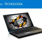 UOL: Parrudo, laptop para jogos Avell B154 aguenta games pesados e aquece pouco