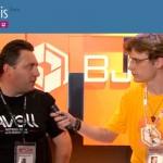 Entrevista com diretor da Avell e apresentação de notebook