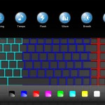 Configurando o teclado retroiluminado
