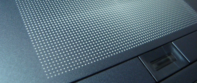 Touchpad - Titanium B154