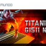 Análise notebook Avell Titanium G1511 NEW