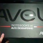 Avell G1740 NEW Unboxing