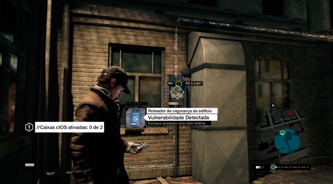 Gameplay Watch Dogs High - Avell B155 - Notebooks Avell