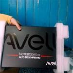Unboxing Avell FullRange G1711 MAX