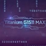 Avell Titanium G1511 MAX
