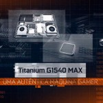 Avell Titanium G1540 MAX