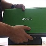 Unboxing AVELL Titanium G1511 Max