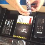 Unboxing Avell Titanium G1540 MAX SE4