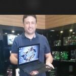 Fabricante brasileira de notebooks para jogos abre loja nos EUA