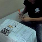 Unboxing Notebook Avell Titanium G1513 MAX SE