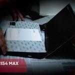 Unboxing Avell Titanium B154 MAX