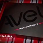 Unboxing do Avell Titanium G1545 MAX