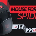 [ENCERRADO] Cupom de Desconto – Mouse Fortrek Spider
