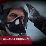 Gameplay Ace Combat: Assault Horizon – Avell FullRange G1711 MAX