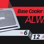 [ENCERRADO] Cupom de Desconto – Base Cooler TT Always Simple 17″