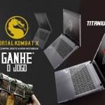 [ENCERRADO] Promoção: Mortal Kombat X com o Titanium B155 FIRE!