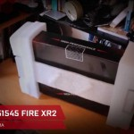 Unboxing Avell Titanium G1545 FIRE XR2