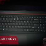 Unboxing Notebook Avell Titanium G1511 FIRE V2