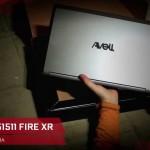 Unboxing Notebook Avell Titanium G1511 FIRE XR