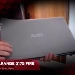 Unboxing Notebook Gamer Avell FullRange G175 FIRE