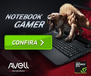 Notebook gamer. Confira!