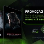 [ENCERRADA] Promoção NVIDIA – Rise of the Tomb Raider™ + Metal Gear Solid V: The Phantom Pain