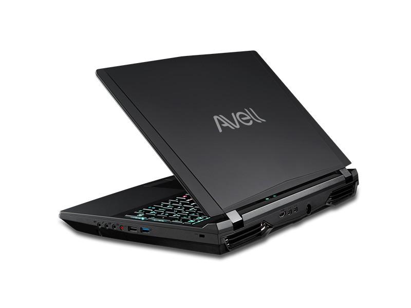 TITANIUM G1565 IRON - Usa o processador Intel Core i7-6700. Repararam que ele é mais espesso?