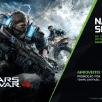 Promoção NVIDIA – Gears of War 4