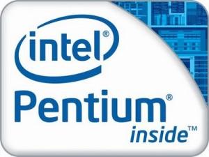 processadores intel pentium