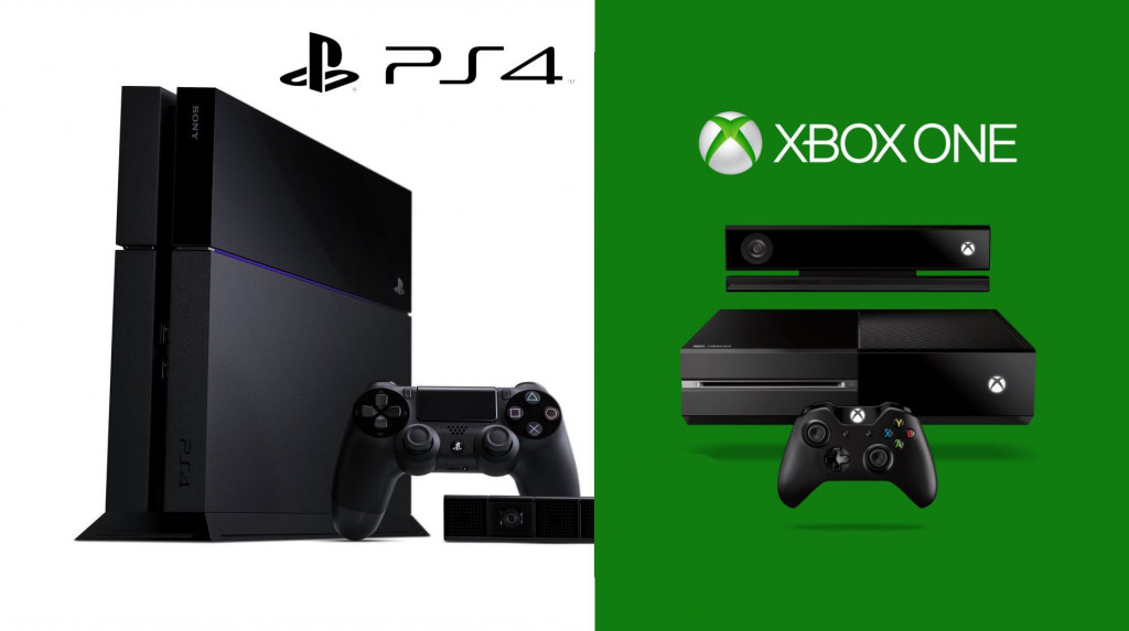 pc vs console ps4 vs xboxone