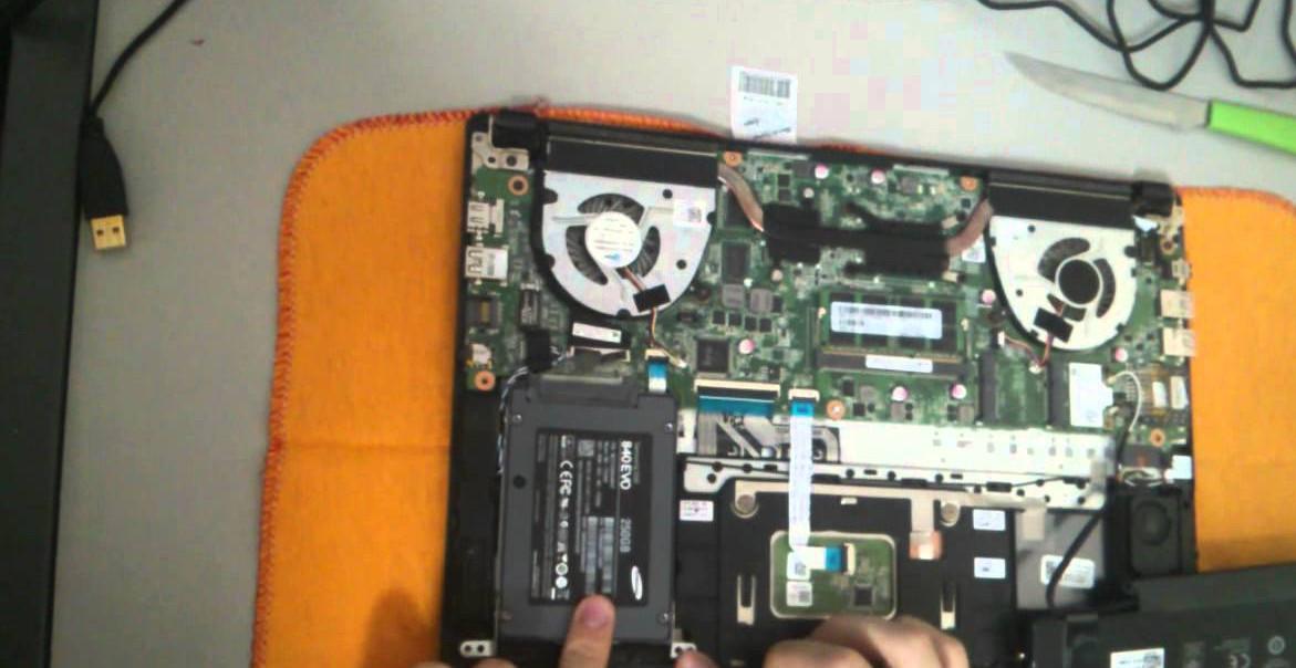 SSD calor
