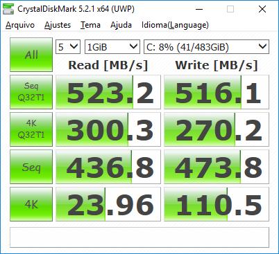 SSD de 512 GB