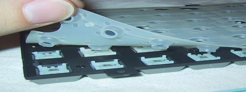 teclados mecânicos membranas