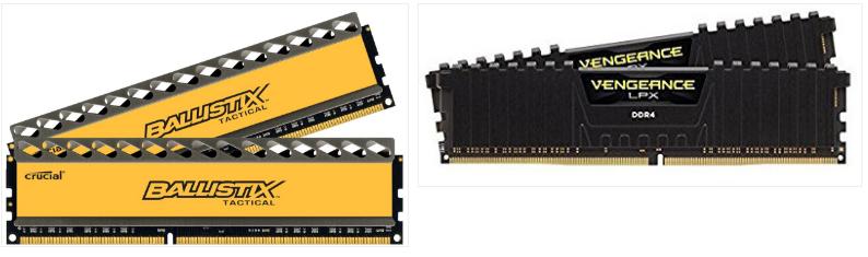 DDR3 vs DDR4: memórias DDR3 utilizam 240 pinos, contra 288 pinos do DDR4.