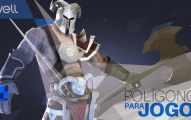 polígonos para videogames