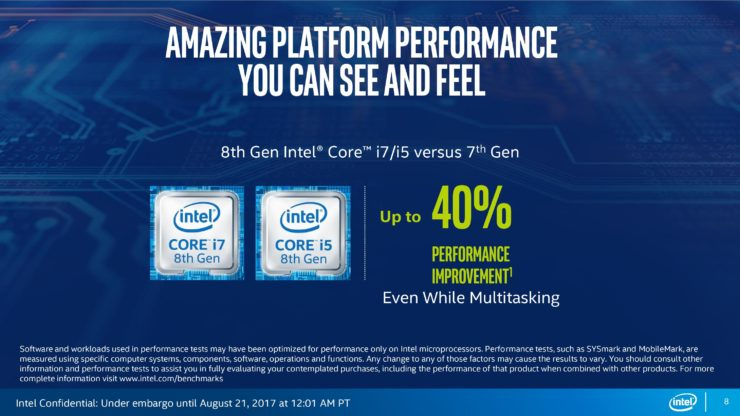 coffee lake intel