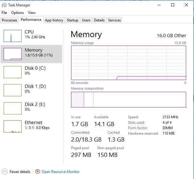 SSD M.2 memória notebook para arquiteto