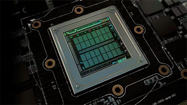 chip da placa de vídeo notebook gamer