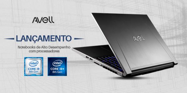 Avell com Intel Core i9-8950HK: entenda os diferenciaiss