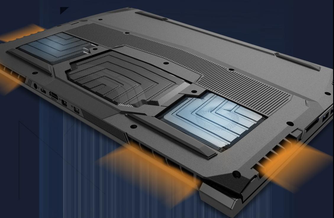 coolers notebook de alta performance Avell