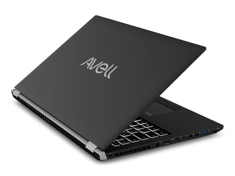 notebook de alto desempenho avell G1570 Fox