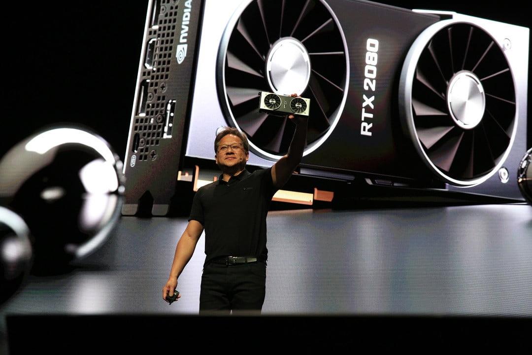 CEO da NVIDIA® Jensen Huang.