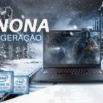Conhecendo a nona geração de processadores Intel para notebooks