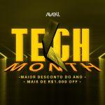 Tech Month Avell 2020